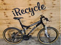 Minicykel, Helkama, 3 vxl, korg