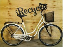 Styrlinda Vit Cykel