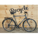 """Citybike, dam, 28"""", 3 växlar, grön,"""